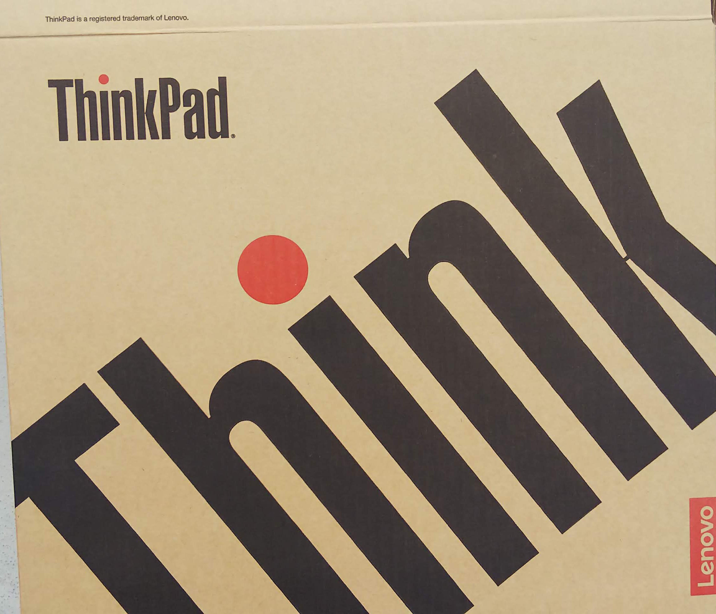 thinkpad空箱